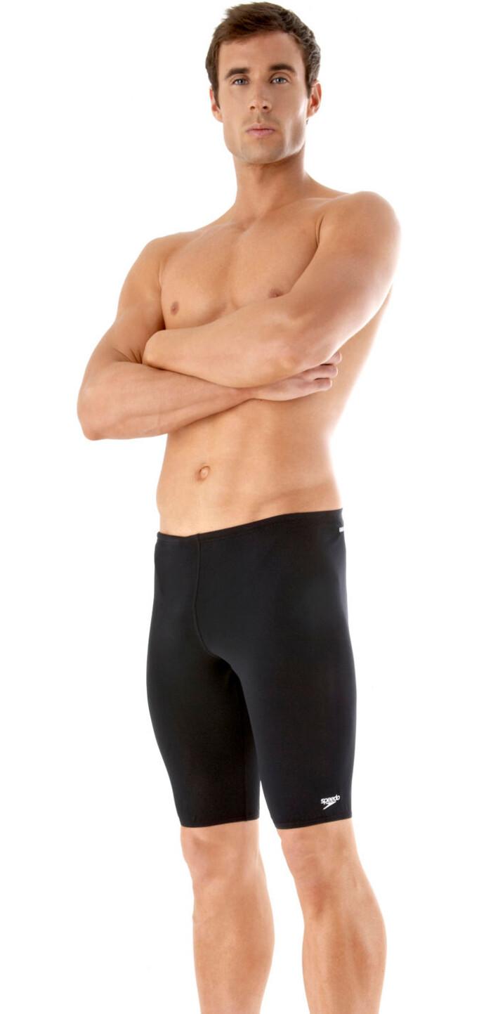 speedo essential endurance cale on de bain homme black. Black Bedroom Furniture Sets. Home Design Ideas